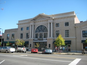 The old Opera House, now a live music venue